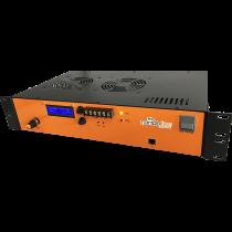 Retificador Rack 19 24V 20A SNMP com Seletor de Corrente