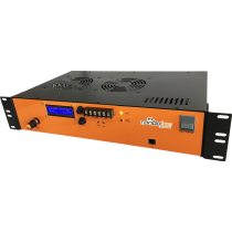 Retificador Rack 19 48V 10A SNMP com Seletor de Corrente