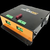 Live! Monitor de tensão de baterias, consumo e tensão AC -12/24V SNMP