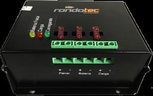Controlador de Carga 1000W Automático 12/24V 40A - RT-CC20