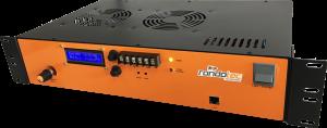 Fonte Nobreak SmartFont v2 Rack 19 48V 10A com Seletor de Corrente