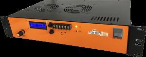 Retificador Híbrido Rack 19 24V 20A SNMP Solar