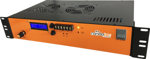 Retificador Híbrido Rack 19 -48V 30A SNMP Solar