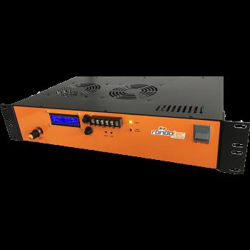 Retificador Híbrido AC/SOLAR 24V 20A SNMP com Inversor 220VAC